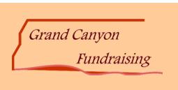 Grand Canyon Fundraising logo