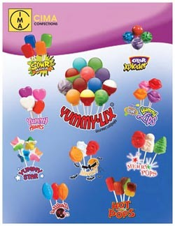 Lollipop Varieties